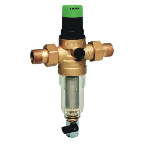 Honeywell FK06-11/4AA vízszűrő+nyomáscsökkentő