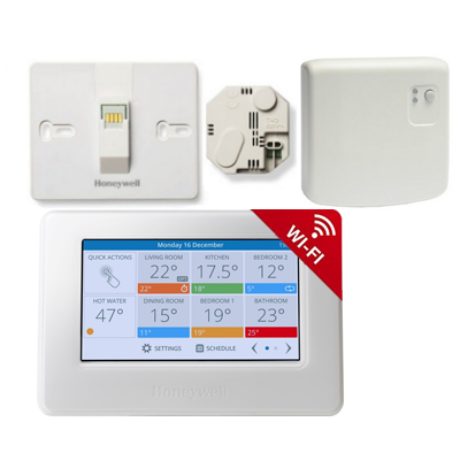 Honeywell ATP922 wifi evohome alapcsomag