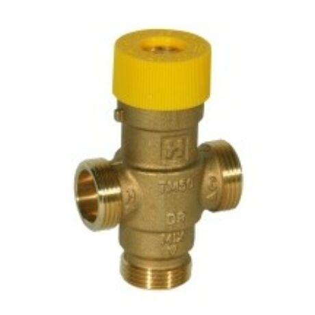 Honeywell TM50SOLAR-1/2E termosztatikus keverőszelep